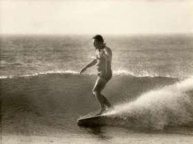 Jeff 'Dude' Hill, Porthtowan, 1968