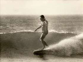 Jeff 'Dude' Hill, Porthtowan, 1968