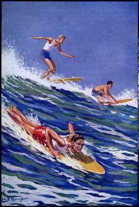 Children's Book Art 1930 alt