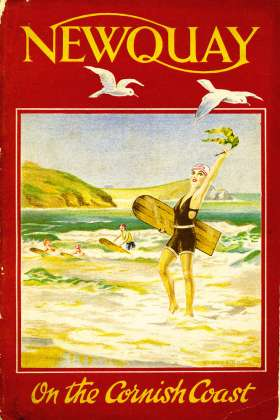 Newquay Holiday Guide, 1930