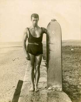Nigel Oxenden, Jersey. c1923