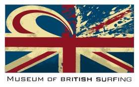 Museum of British Surfing Logo