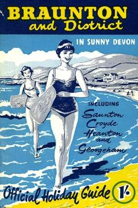 Braunton Guide, 1960's