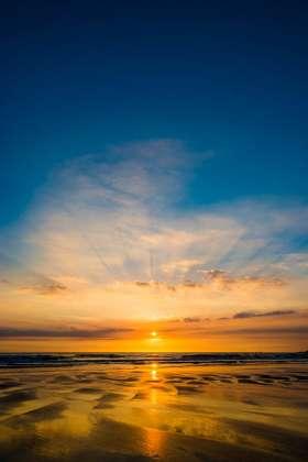 Sunset Rays 2