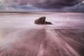 Alone, North Devon Coast
