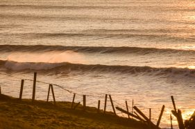Evening Light at the Secret Spot