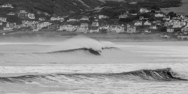 Winter Swell, Woolacombe