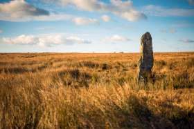 Long Stone, Exmoor