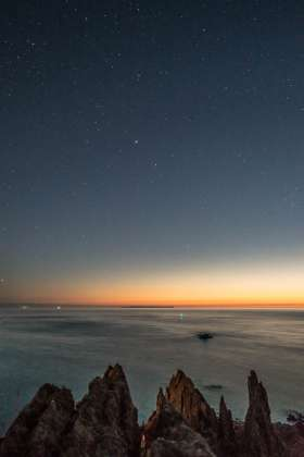 Stars Over Lundy