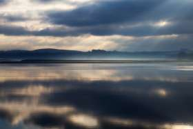Estuary Reflection, Heanton