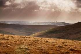 Fleeting Light, Dartmoor