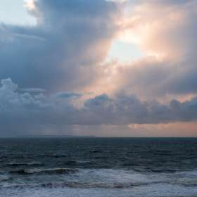 Storm Over Lundy