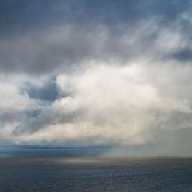 Bristol Channel, Storm and Boat