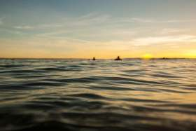 Dusk Paddle