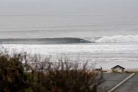 Winter Right, Croyde