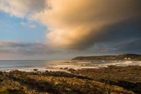 Croyde Evening Glow