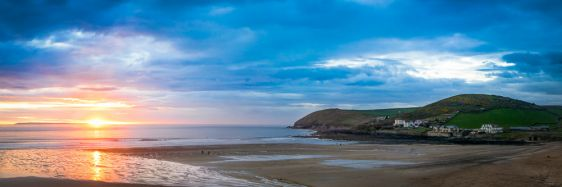 Croyde Bay Sunset