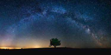 Milky Way 1, Exmoor
