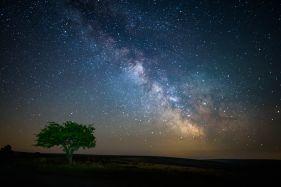 Milky Way, Exmoor