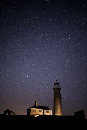 Shooting Stars, The Old Light