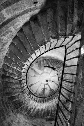 The Old Light, Spiral Staircase